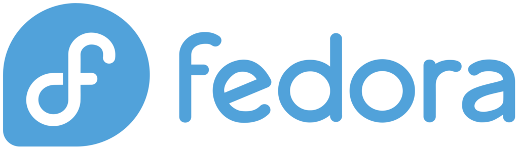 Fedora Project logo. Updated in 2021.